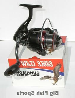Eagle Claw® Gunnison Spinning Reel