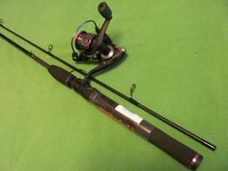 "SHAKESPEARE UGLY STIK GX2 LADY 6' 0"" MEDIUM ACTION SPINNING"