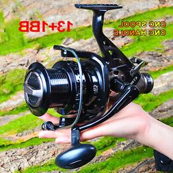 High Speed Rotation KT3000 Fishing Reel Rod Spinning Wheel A