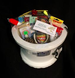 Ice Fishing Gift Basket by Fishy Gifts