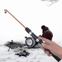 Ice Fishing Rod Lightweight Retractable Telescopic Pole For