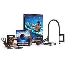 Deeper Kayak Combo Bundle 1.0 - Deeper Pro Fish Finder, Flex