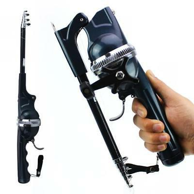 1 4m foldable fishing rod built in