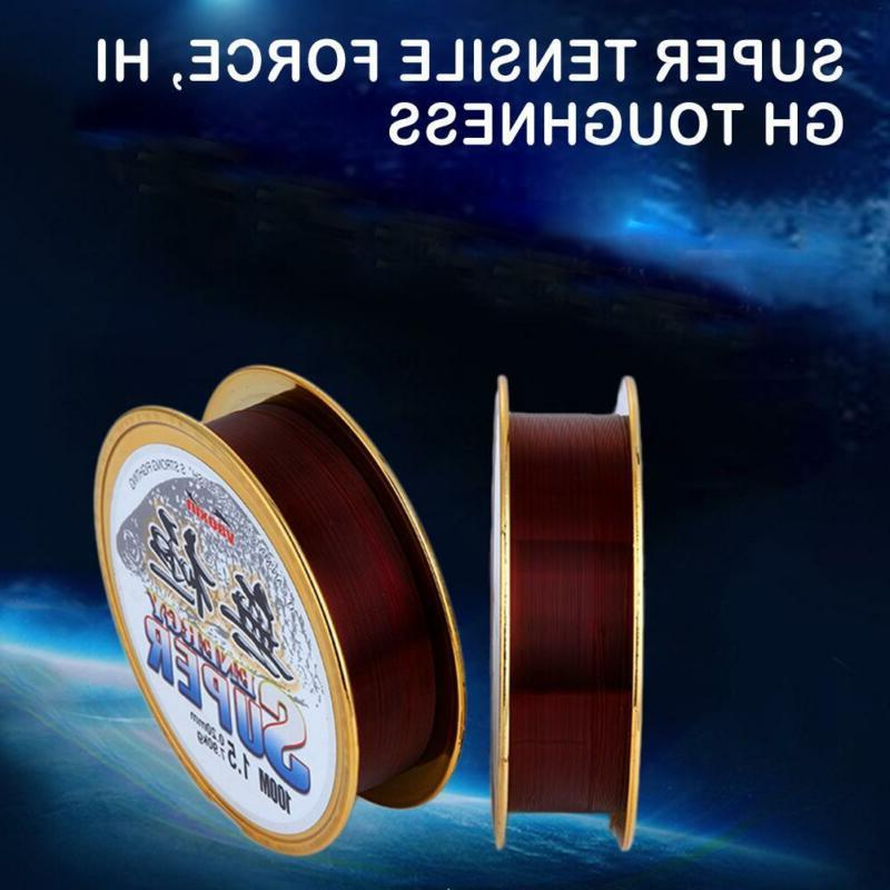100M High Tensile Super Strong Raw Line Shrimping Rod