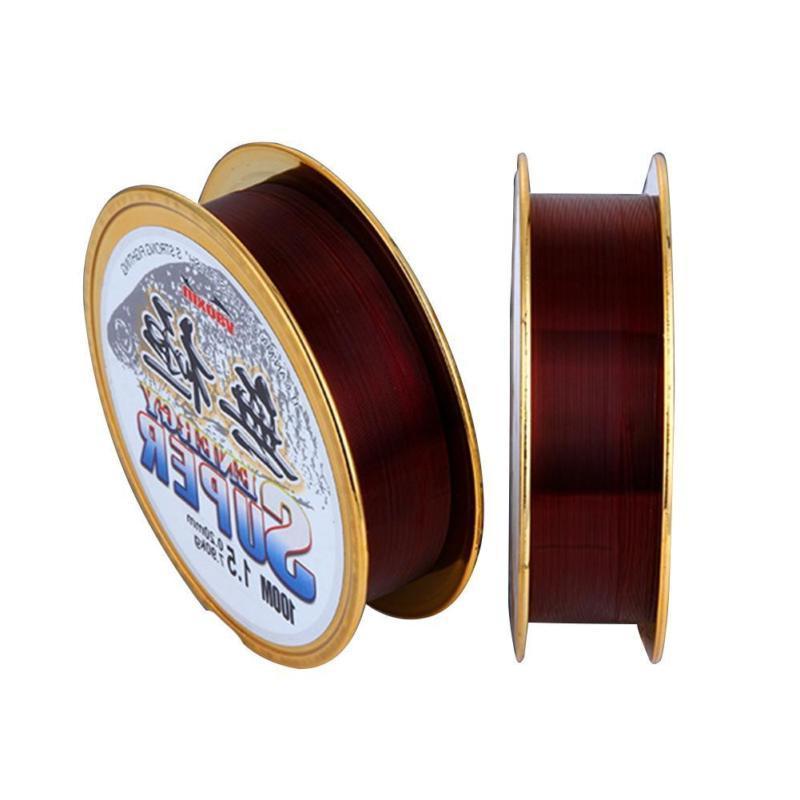 100m high tensile super strong raw silk