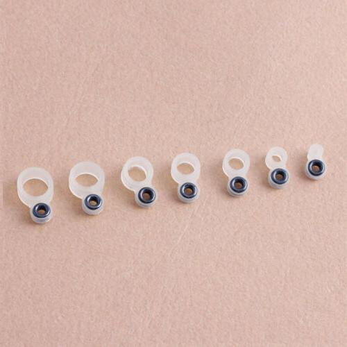 14Pcs Wire Ring Fishing Line Guide Ring Size 1-14