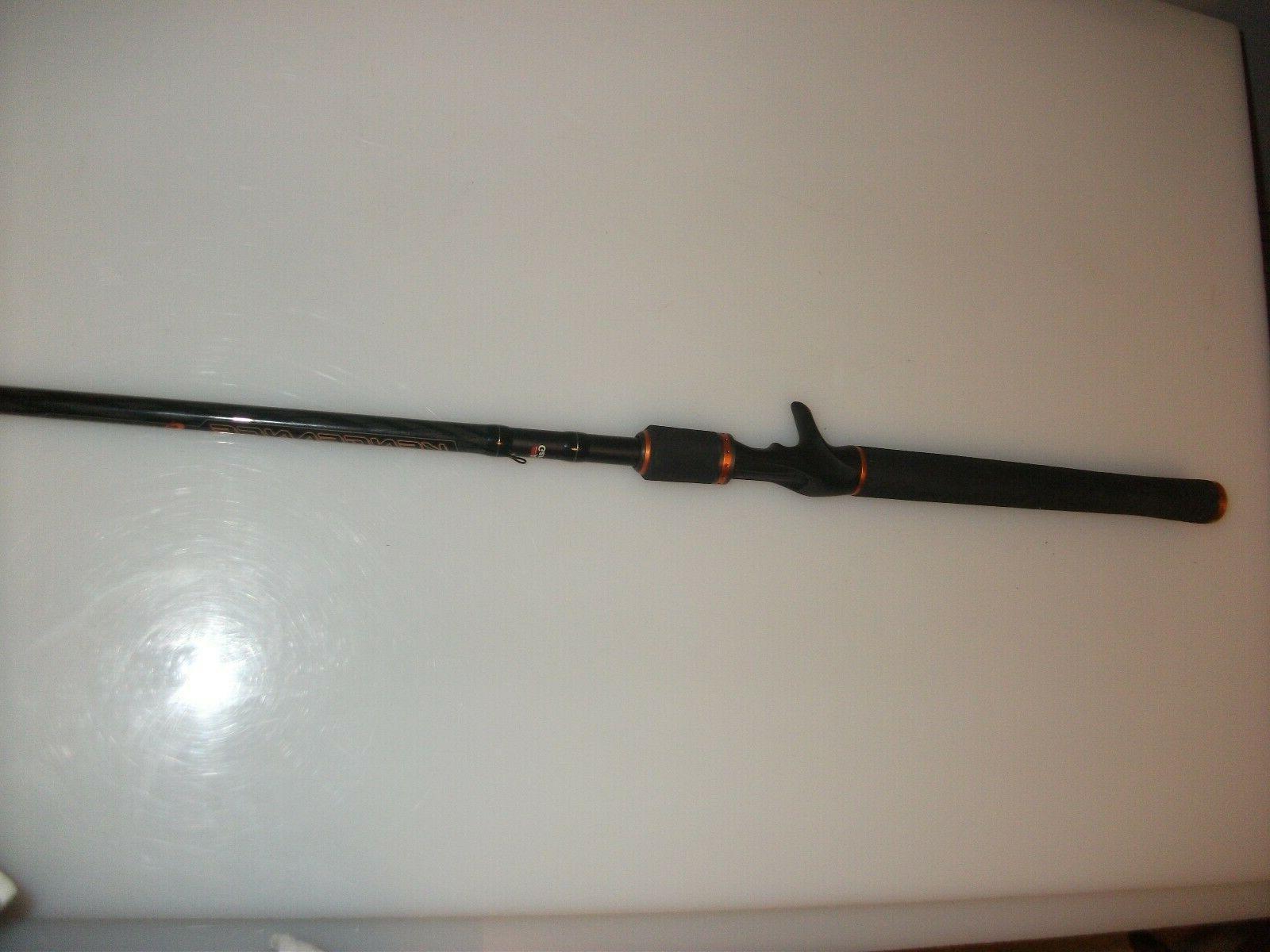1990s vengeance spinning rod 7 6 heavy