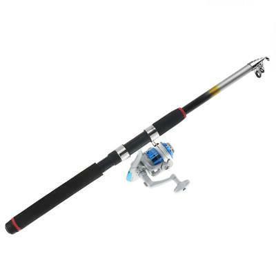 2.7m Rod Line Pole Kit Set