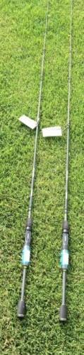 """Shimano Zeles Fishing Baitcasting Rod 6'6"""" Medium Bass Spli"""