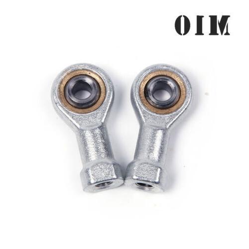 2x m10 bearing steel fish eye rod
