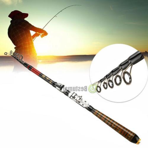 2xProfessional Fishing Rod Pole