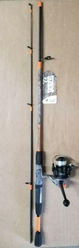 ZEBCO 33 CAMO Combo 6 foot medium action two piece spinning
