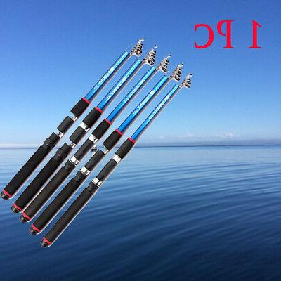 US Super Light Spinning Lure Pole Saltwater Casting Sea Fish