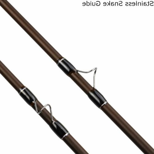 8WT Fishing Combo 9FT Rod Fast Large Reel US