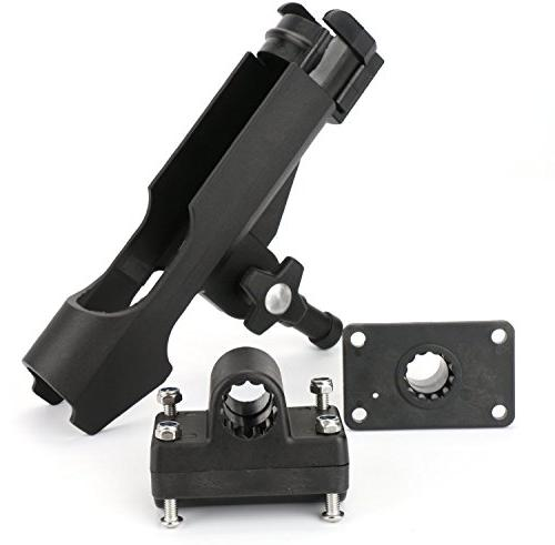 Bekith Powerlock Rod with Combo Mount, Black Finish