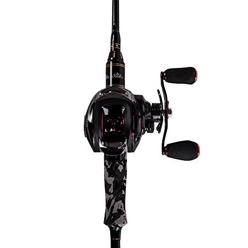 Entsport New Baitcasting 14+1 Ball Low Profile Baitcaster Fishing Reel Ultra Smooth Magnetic System Baitcast Reel Fishing