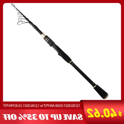 KastKing BlackHawk II Casting & Spinning Fishing Rod Freshwa