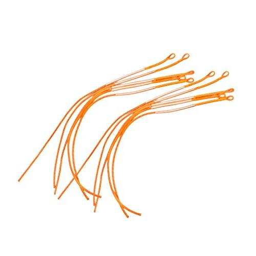braided fly fishing line leader