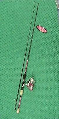 Pink Okuma Fishing Rod Fishing Rod