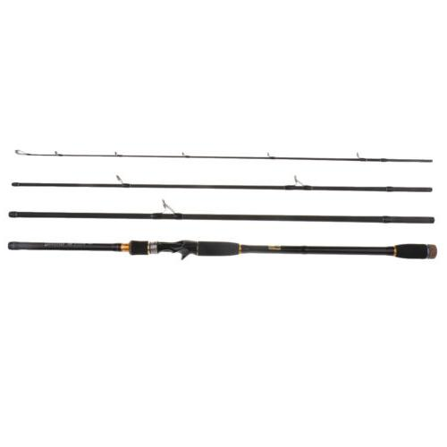 Carbon Fishing 10 4-piece EVA Rod