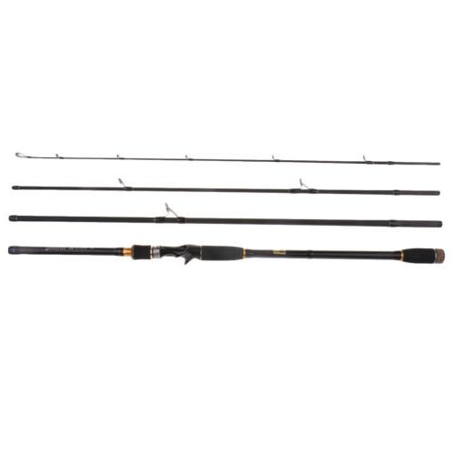 carbon fiber fishing pole 10 ft 4