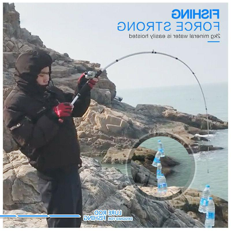Carbon Fishing Casting Freshwater