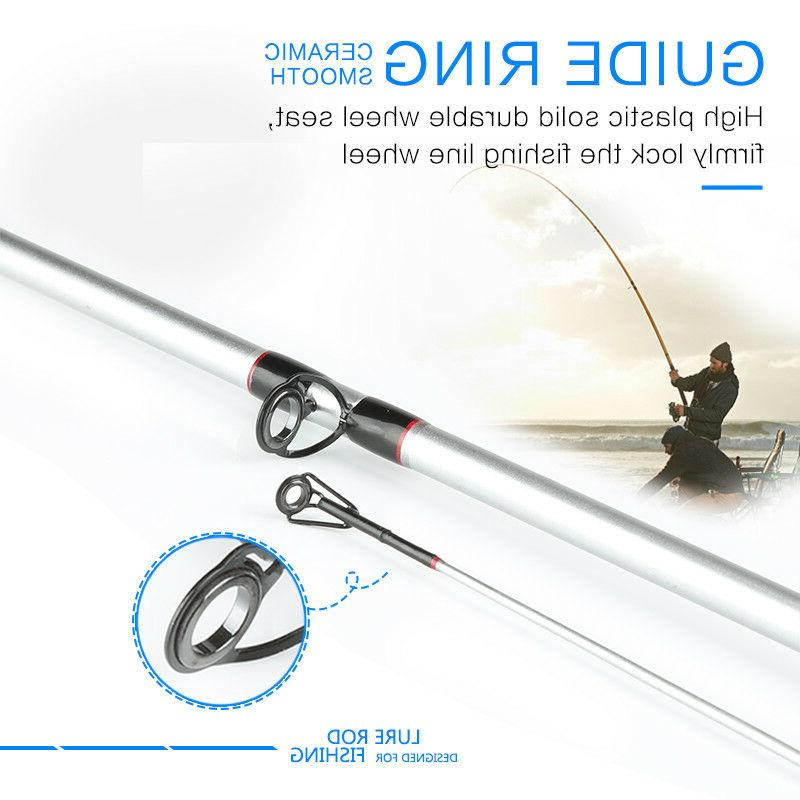 Carbon Fishing Spinning Casting Freshwater Pole