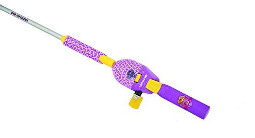 Kid Casters Girls Paw Patrol No Tangle Fishing