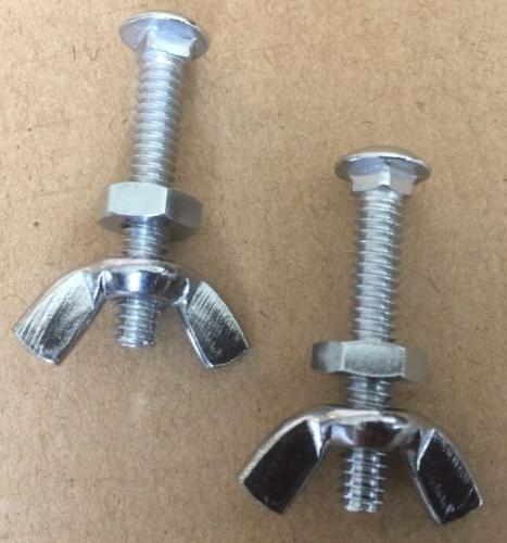 Penn Part-Rod Clamp And New
