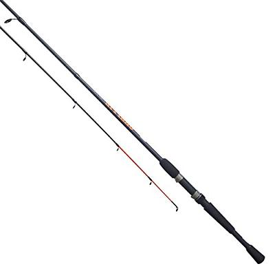 """Zebco Crappie Fighter 5'6"""" 2-Piece Ultra-Light Spinning Rod"""