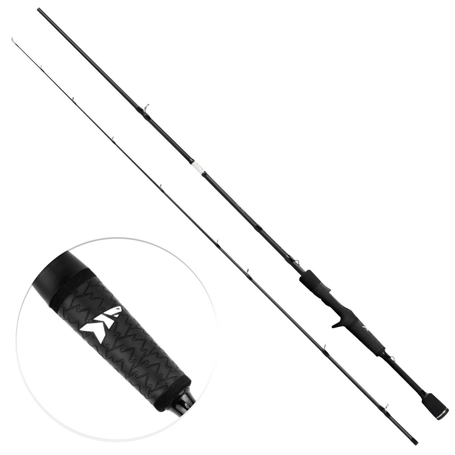 crixus im6 spinning and casting rod saltwater