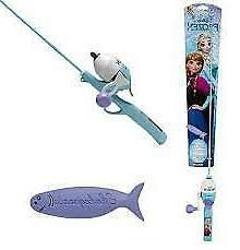 "DISNEY'S Shakespeare's FROZEN 2  2'6"" Youth Fishing Pole-Rod"