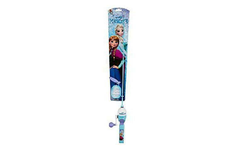 disney youth fishing kit all in one