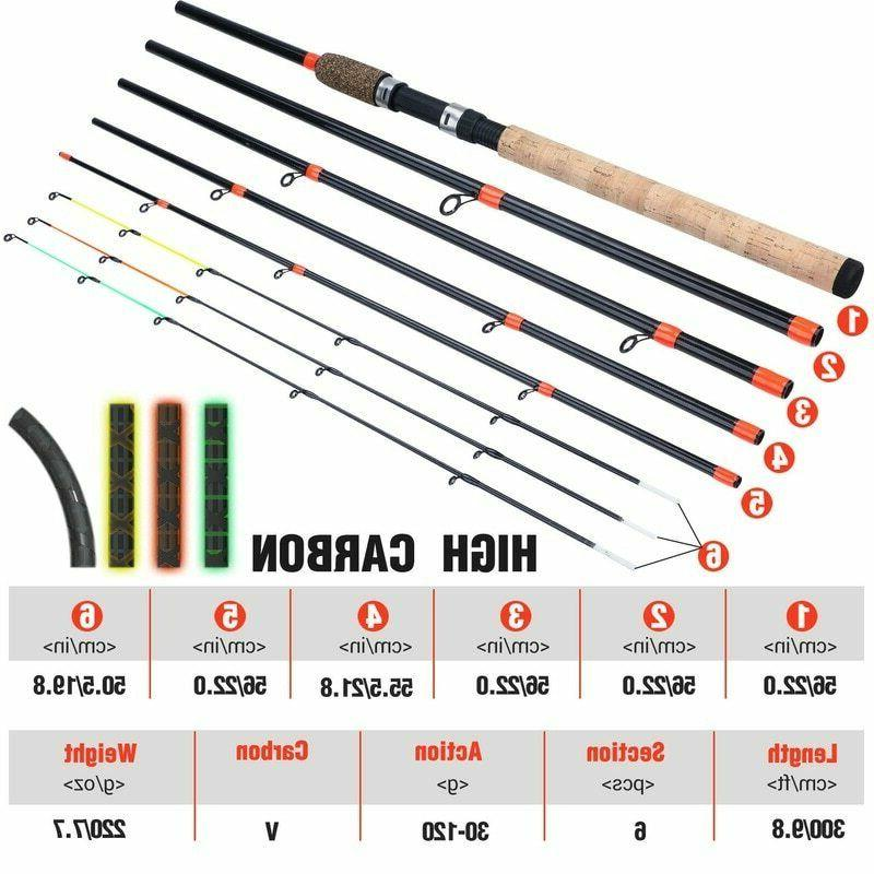 Durable Carbon Rod Pole Tackle US