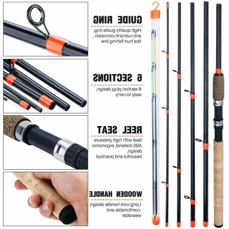 Durable Ultralight Rod Carbon Rod Hard Tackle US