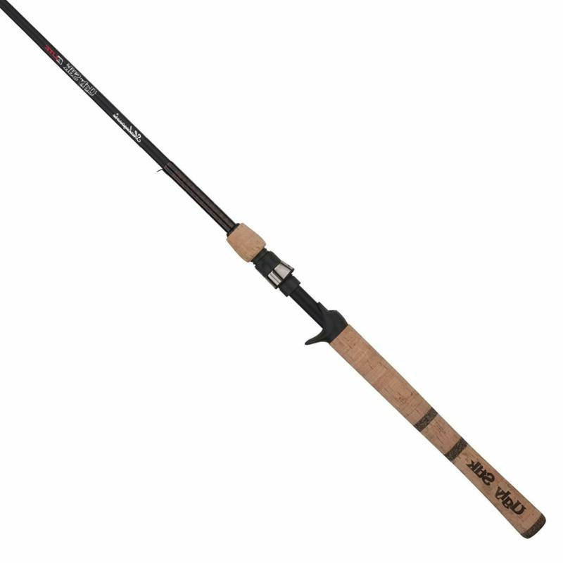 elite casting fishing rod
