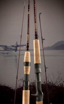 G. Loomis Escape Travel ETR84-3 MS 12 GLX Spinning Rod