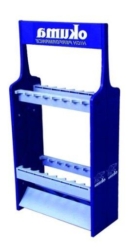 expandable abs rod rack
