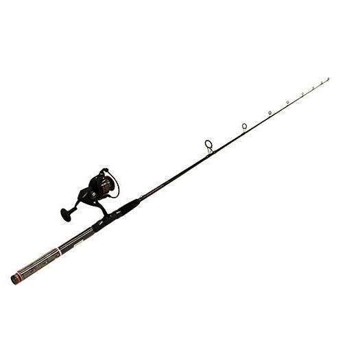 fierce ii rod reel combo