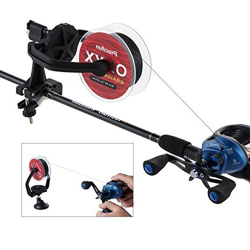 fishing line spooler portable spooling