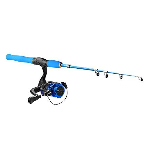 PLUSINNO Fishing Rod and Combos with Spinning Fishing