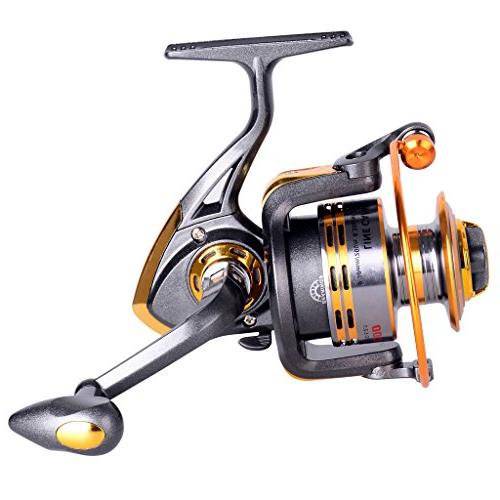 Lifelj Ball Spinning Fishing Reel Right with