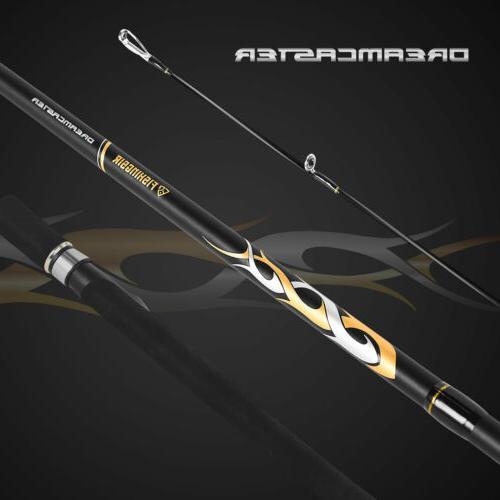 FISHINGSIR DREAMCASTER Rods Spinning Carbon Fiber Rod