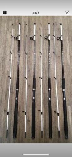 fishing rod shakespeare
