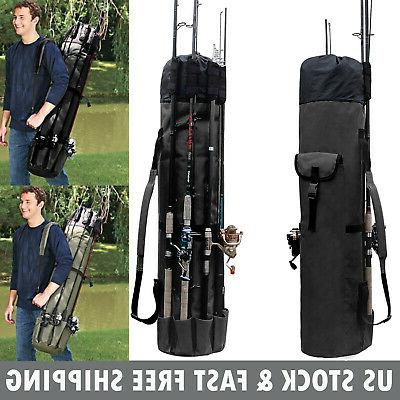 fishing rod pole reel tackle accessories storage