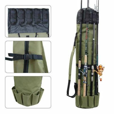 fishing rod reel case bag