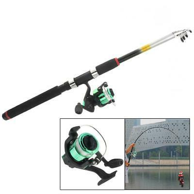 Combo Reel Set with Lures