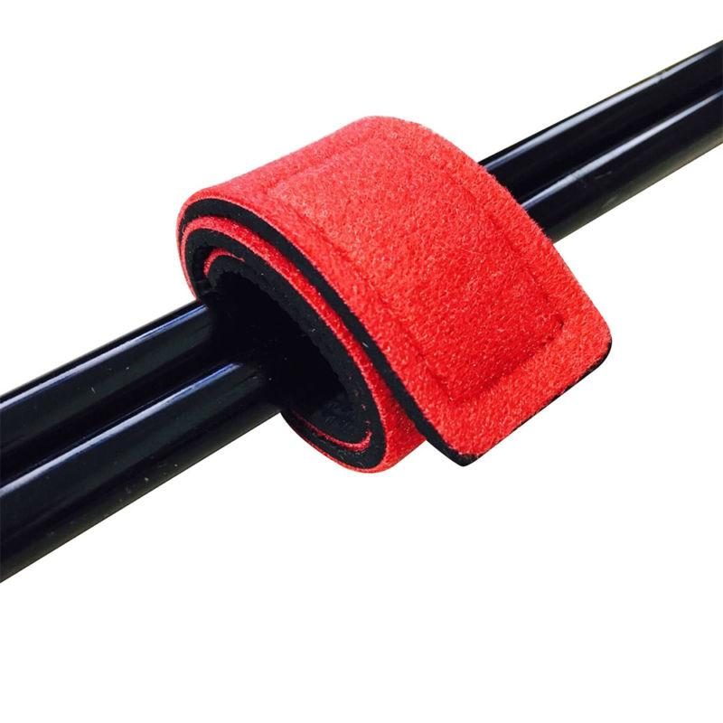 Fishing Rod Tie Strap Belt New