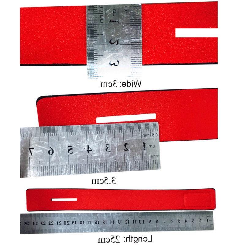 Fishing Rod Tie Belt Elastic Band Holder New
