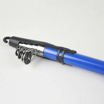 Fishing Rod Ultralight Fiber Telescopic Portable